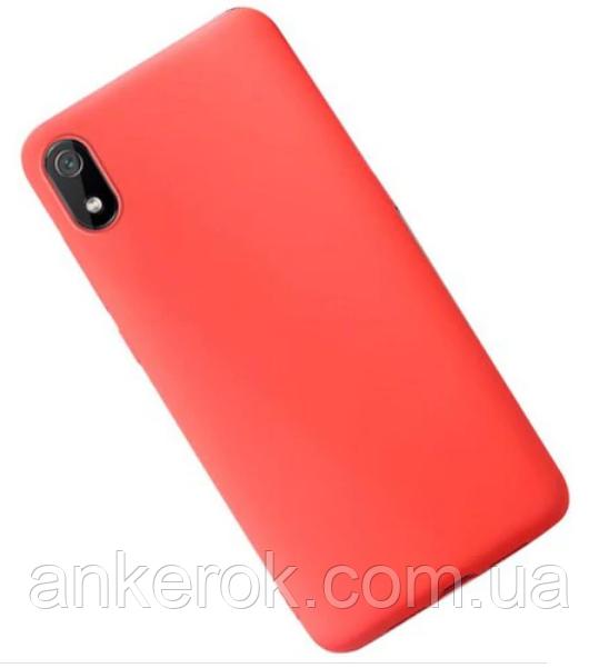 TPU Чохол-бампер для Xiaomi Redmi 7a (Red)