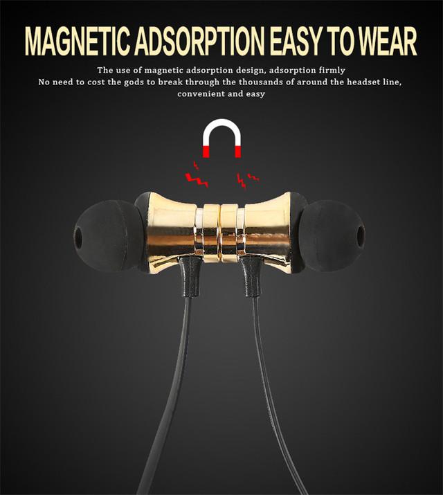 Беспроводные Bluetooth наушники XT11 со встроенным микрофоном Черные