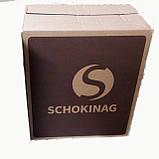 Шоколад клубничный Schokinag (Германия) кондитерский в дропсах., фото 4