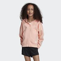 Детская толстовка Adidas Performance Must Haves 3-Stripes ED4624, фото 1
