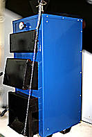 Котли твердопаливні БілЕко - 26К/5 на вугіллі, брикетах, дровах, фото 1