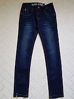 ДЖИНСОВЫЕ брюки для мальчиков .Размеры 8-14 .ПОЛЬША, фото 1