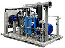 Винтовой газовый компрессор ADICOMP BVG200-6.0ND-INV