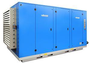 Винтовой газовый компрессор ADICOMP BVG160-6.0WP