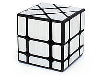 Зеркальный кубик рубик MoYu  Серебристый