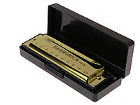 Губна гармошка Harmonica BMT1 Золотий