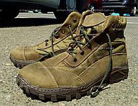 """Ботинки тактические """"Тайфун"""". Кожа+кордура. Новые. Все размеры"""