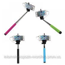 Монопод для селфи Selfie Stick Cable Take Pole | Палка для селфи