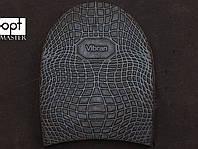 Каблук резиновый VIBRAN (Украина), р.41, цв. черный