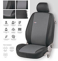 Чехлы на сиденья EMC-Elegant Kia Carens (5 мест) с 2006-12 г