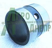 Втулка оси качения задняя (сталь) ЮМЗ 40-3001022, фото 1