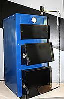 Котли твердопаливні БілЕко-50К на вугіллі, брикетах, дровах