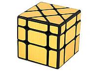Дзеркальний кубик рубик MoYu  Золотий