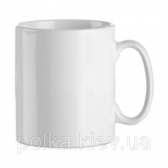Чашка белая