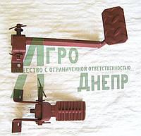 Педаль блокировки заднего моста ЮМЗ 45-2409150-А1