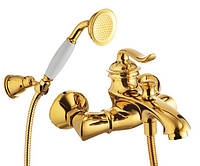 Смеситель для ванны WELLE VANESSA MQ23273AS-HN0327
