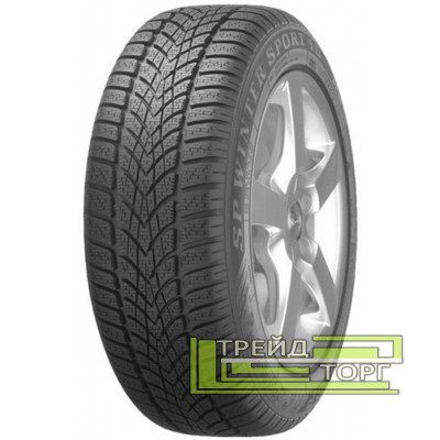 Зимняя шина Dunlop SP Winter Sport 4D 245/50 R18 104V XL