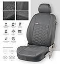 Чехлы на сиденья EMC-Elegant Volkswagen Caddy  (1+1) с 2010 г, фото 8