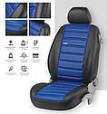 Чохли на сидіння EMC-Елегантний Volkswagen Caddy (1+1) з 2010 р, фото 9