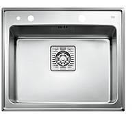 Кухонная мойка из нержавеющей стали Teka FRAME 1B Plus 40180500