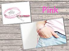 Браслет Розовый шелк, фото 2