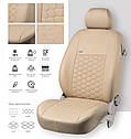 Чохли на сидіння EMC-Елегантний Volkswagen Sharan 7-місць з 1995-2010 р, фото 6