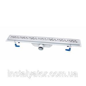 Линейныйтрапссухимзатвором Q-tapFC304-900900мм
