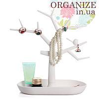 Стильная подставка/органайзер для украшений Дерево