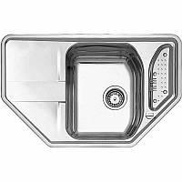 Кухонная мойка из нержавеющей стали Teka STENA 45 E 11131022