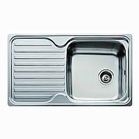Кухонная мойка из нержавеющей стали Teka CLASSIC 1B 1D 10119057