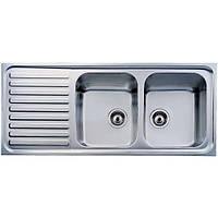 Кухонная мойка из нержавеющей стали Teka CLASSIC 2B 1D 10119023