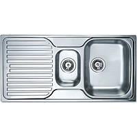 Teka Кухонная мойка из нержавеющей стали Teka PRINCESS 1 1/2 B 1D 30000174