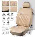 Чехлы на сиденья EMC-Elegant Dacia Logan MCV 5 мест с 2006 г деленная, фото 6