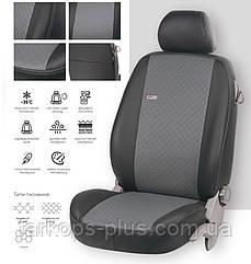 Чохли на сидіння EMC-Elegant Fiat Doblo (1+1) c 2010 р