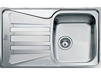 Teka Кухонная мойка из нержавеющей стали Teka Basico 79 1B 1D 10124002