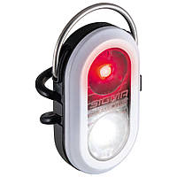 Задній ліхтар Sigma Sport MICRODUO White (SD17251)
