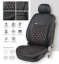 Чехлы на сиденья EMC-Elegant Hyundai I 10 c 2007 г, фото 7