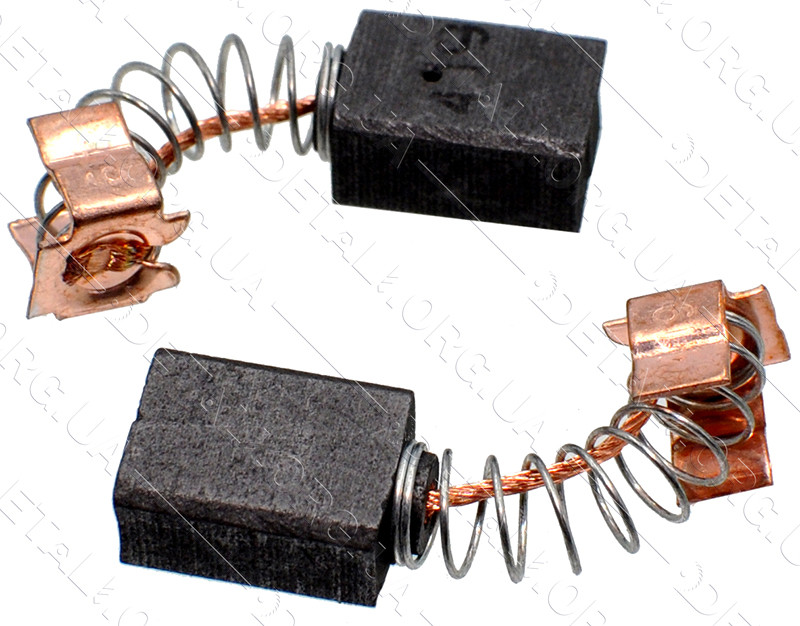 Щітки Makita CB-419 1 клас 6х9 аналог 191962-4