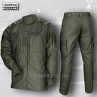 Форма национальной гвардии Украины олива тактическая Patrol Uniform Olive