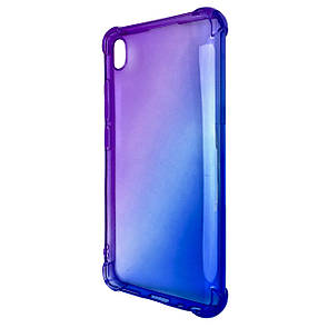 Чехол-накладка DK-Case Silicone Corner Protection Gradient для Vivo Y91c (01)