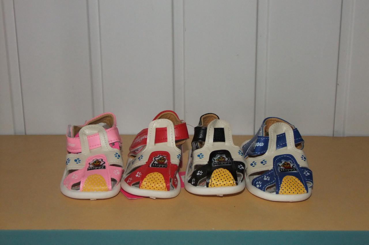 Босоніжки пищалки на малюків(16-20)