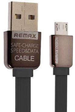 Кабель USB Remax Kingkong Series micro USB Cable Black (RC-015m)
