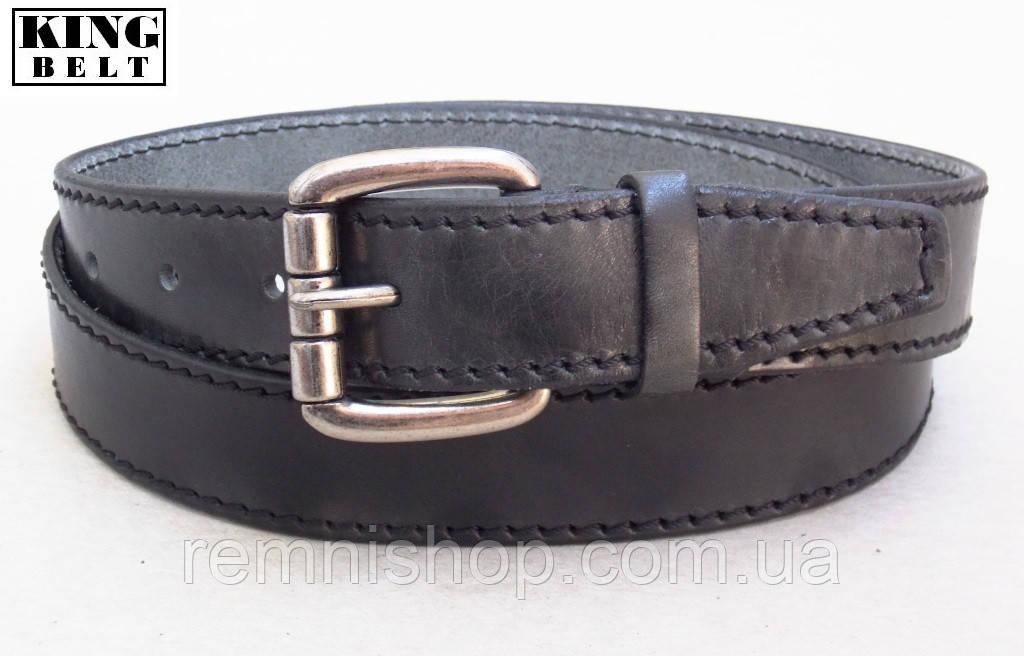 Серый кожаный ремень мужской в большая женская сумка на длинном ремне