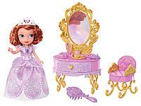 Кукла Принцесса София Подготовка к балу