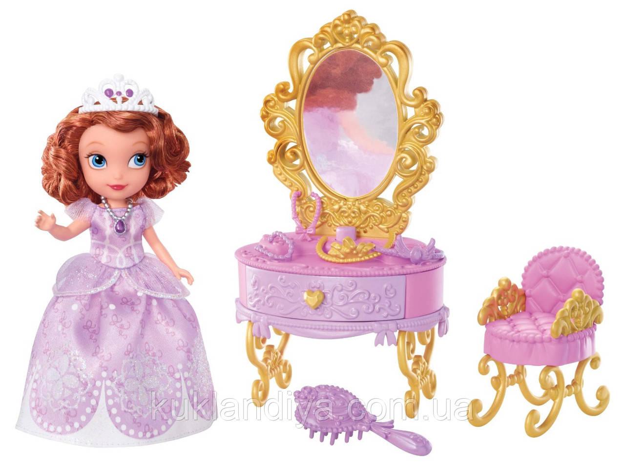 Кукла Принцесса София Подготовка к балу, фото 1