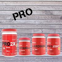 Комплект Здоровье и функциональность PRO (протеин, комплексный витамин, аминокислоты, хондропротектор)