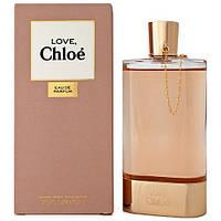 Женская парфюмированная вода Chloe Love 75 ml (Хлое Лав)