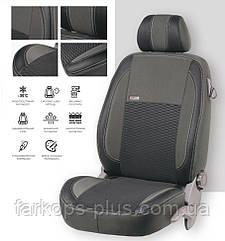 Чохли на сидіння EMC-Elegant Audi А-6 (C6) c 2005-11 р