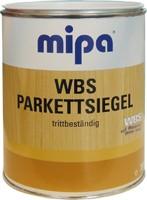 Лак паркетный быстросохнущий Mipa WBS Parkettsiegel 1л