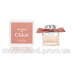 Женская туалетная вода Chloe Roses de Chloe  75 ml (Хлое Роузес де Хлое)